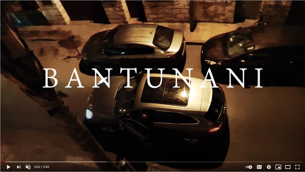 Bantunani -new album PERSPECTIVES